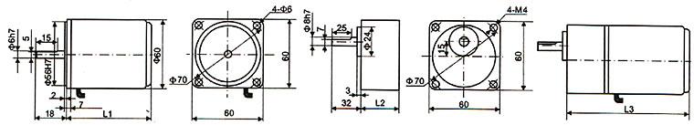 250伏直流电路图